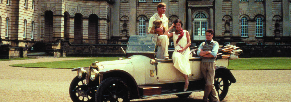 The TV series of Brideshead Revisited