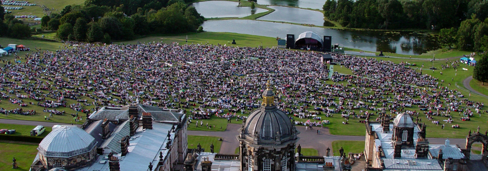 Castle Howard Proms Spectacular