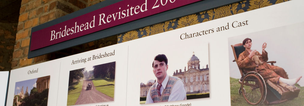 Brideshead Revisited Exhibition