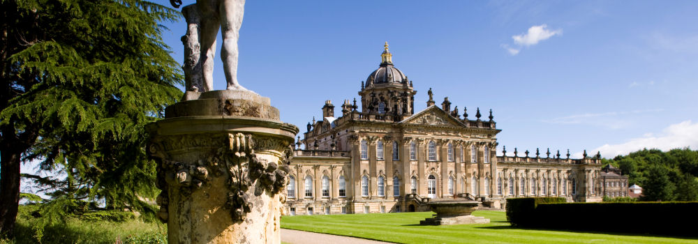 Castle Howard South Front
