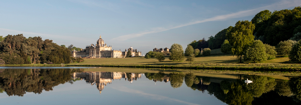 Spring at Castle Howard