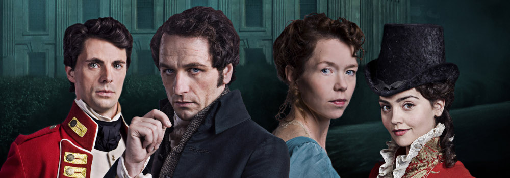 BBC Death Comes to Pemberley filmed at Castle Howard