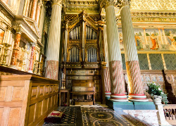 The Chapel Organ © Collingwood Lighting
