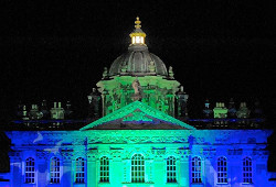 Illuminating York at Castle Howard