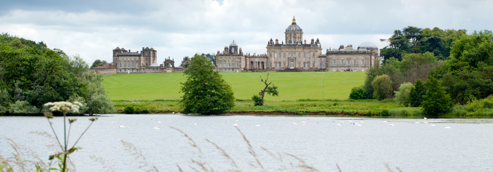 Castle Howard © Marianne Majerus