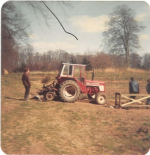 The Tree Nursery in the 1970s