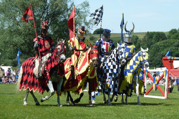 Knights of Royal England: Jousting Tournaments