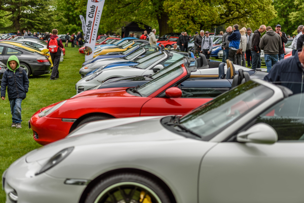 Sportscars in the Park