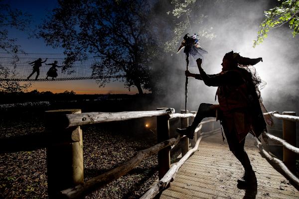 Halloween at Castle Howard
