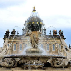 The Atlas Fountain