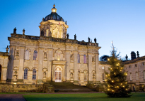 Castle Howard at Christmas